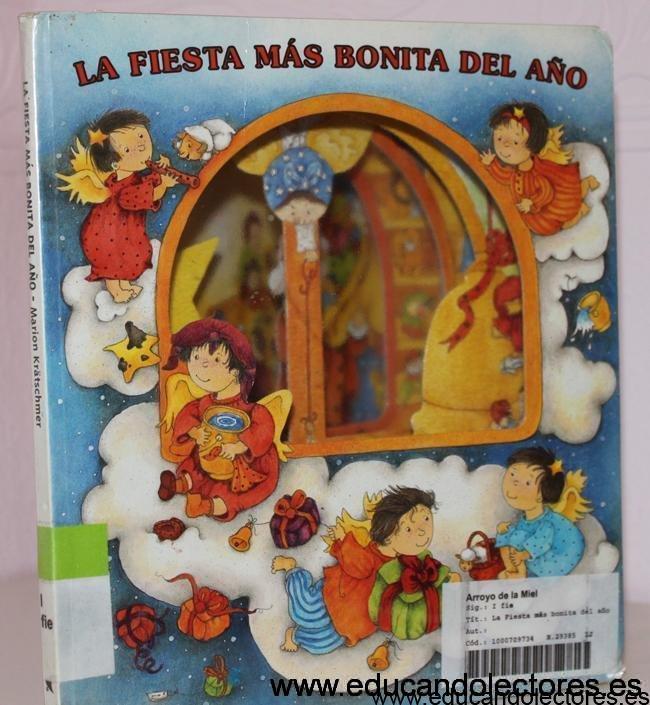 libro navidad
