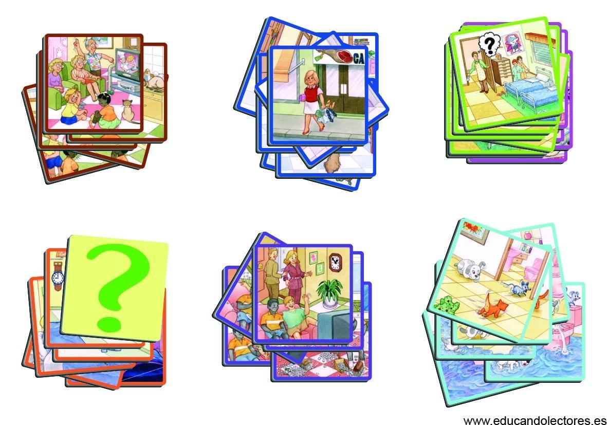 10 Juegos De Cartas Narrativos Para Divertirse Contando Educando